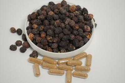 Hawthorne Berries - 50 Capsules