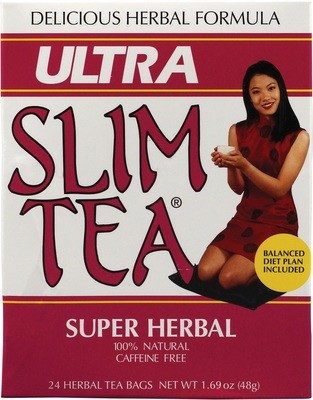 Ultra Slim Tea SuperHerbal