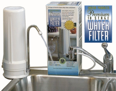 Enviro - 10 Stage Water Filter