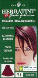 Herbatint - Henna Red #FF1