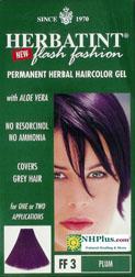Herbatint - Plum #FF3