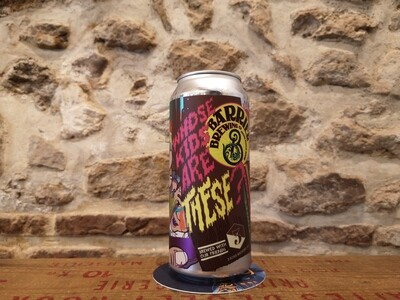 Whose Kids Pastry Stout 5,2%