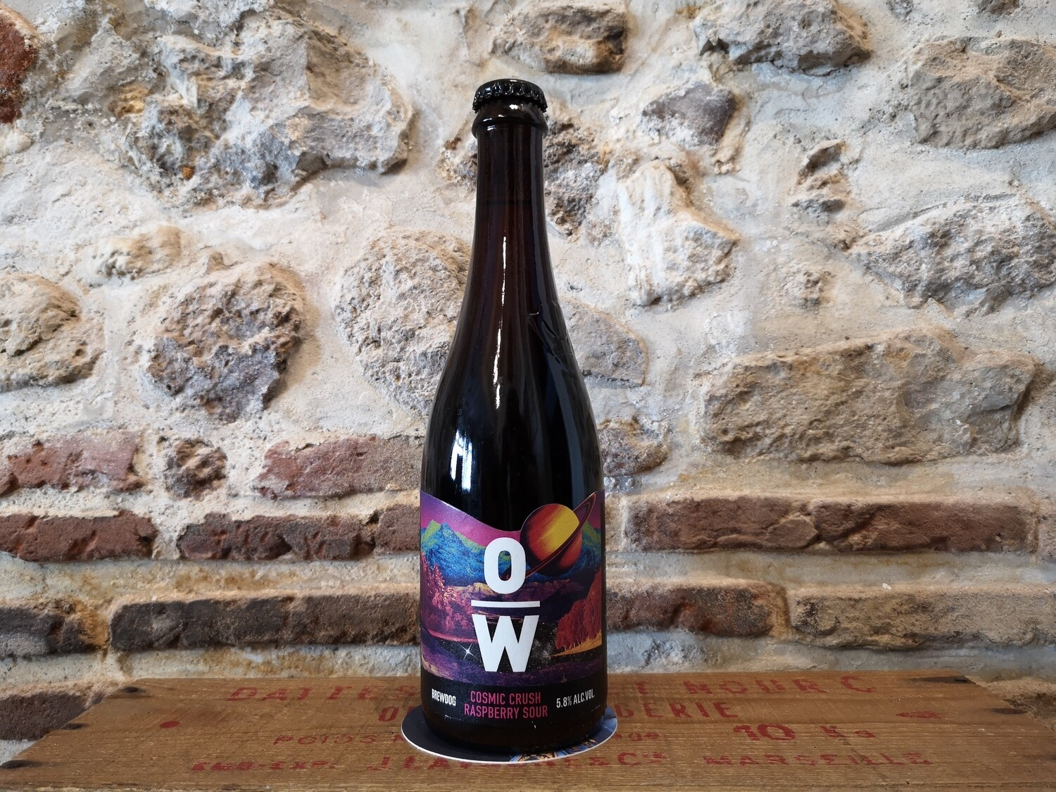 OW Sour Cosmic Raspberry 5,8%