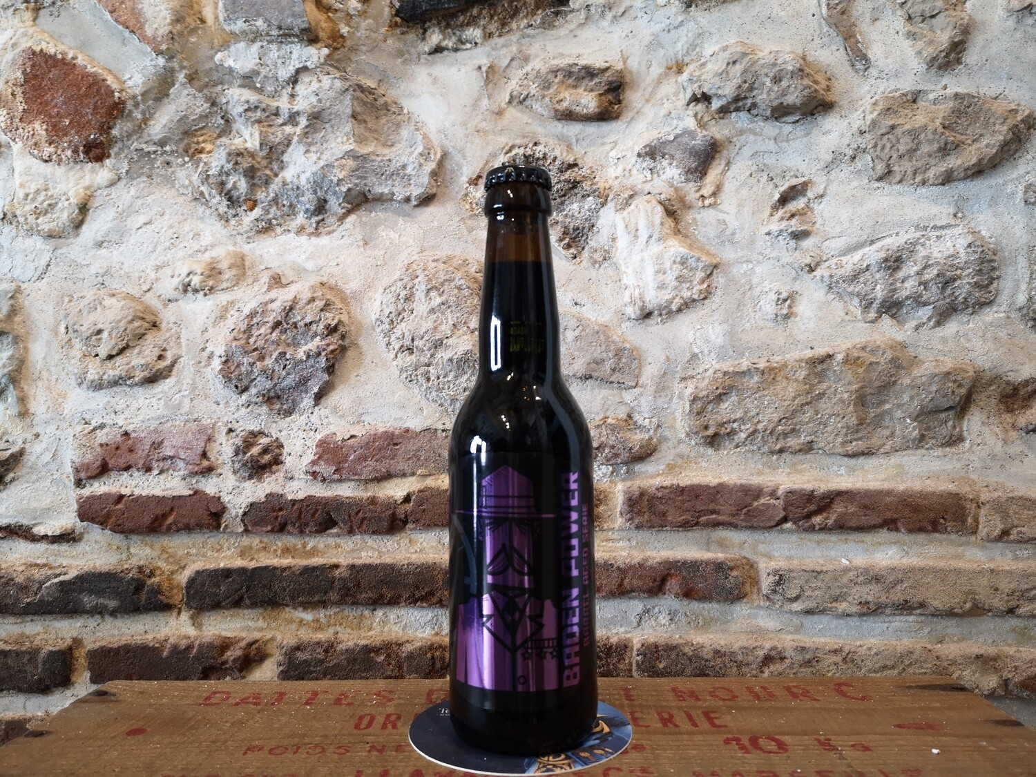 Imperial Stout Whisky BA 10%
