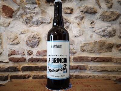 La Bringue 75cl Blanche BIO 4,5%