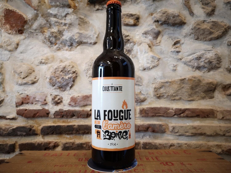 La Fougue 75cl IPA BIO 6%