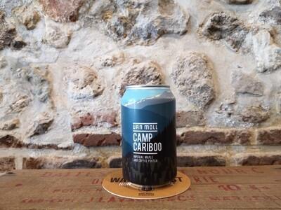 Camp Cariboo Porter café+sirop d'érable 10%