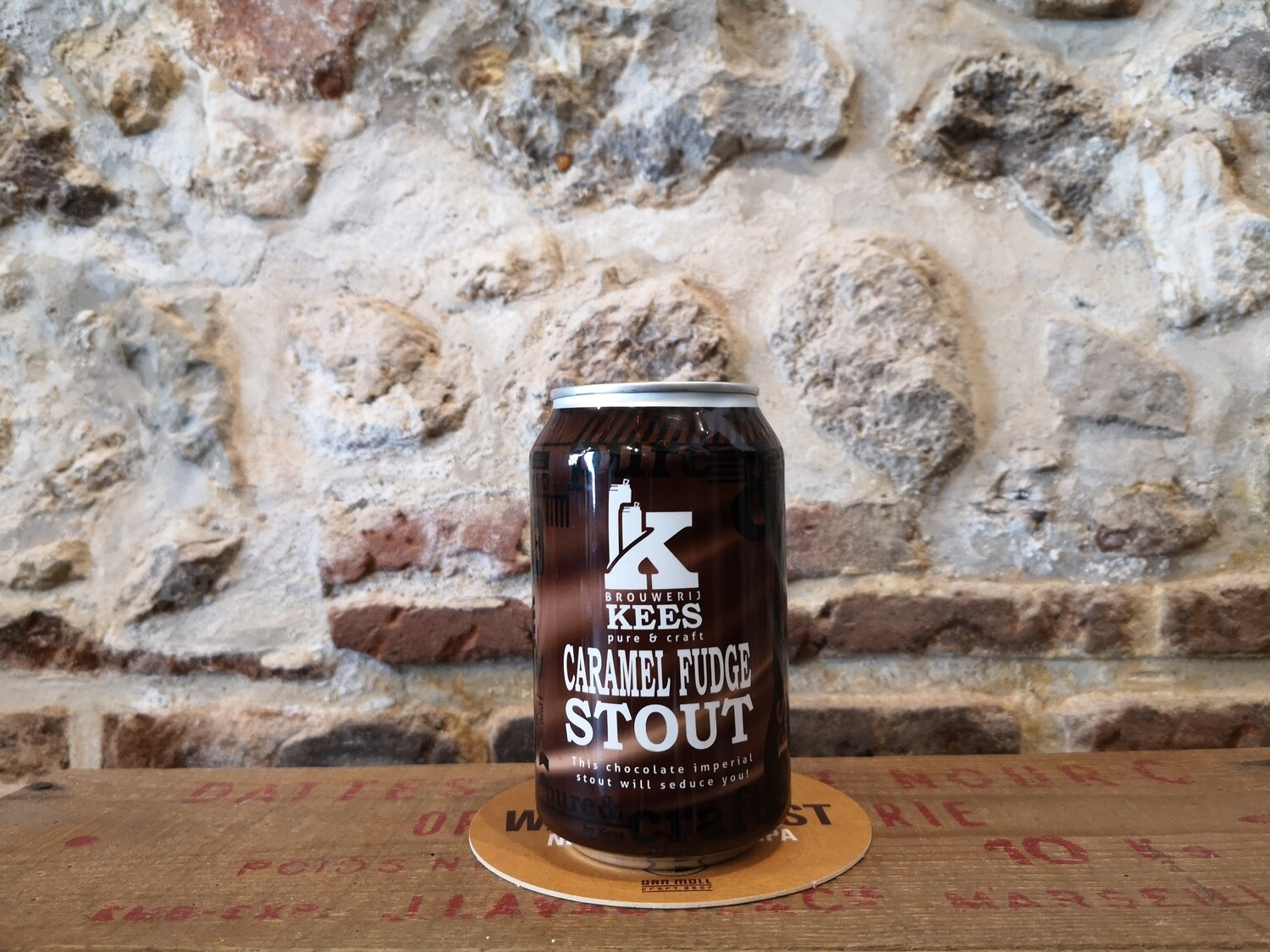 Caramel Fudge Stout 11,5%