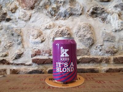 It's a Blond 5,9%