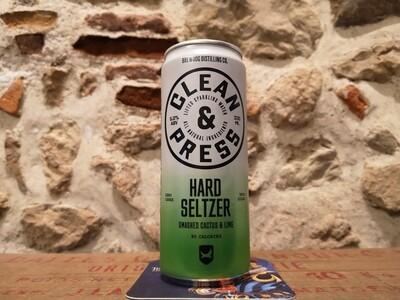 Brewdog Hard Seltzer, Cactus+Lime 5%