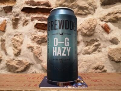 Brewdog OG Hazy, NEIPA 7,2%