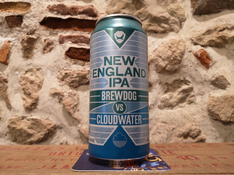 Brewdog Vs Cloudwater, NEIPA 6,8%