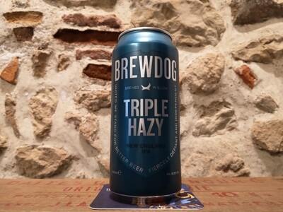 Brewdog Triple Hazy, Triple NEIPA 9,5%