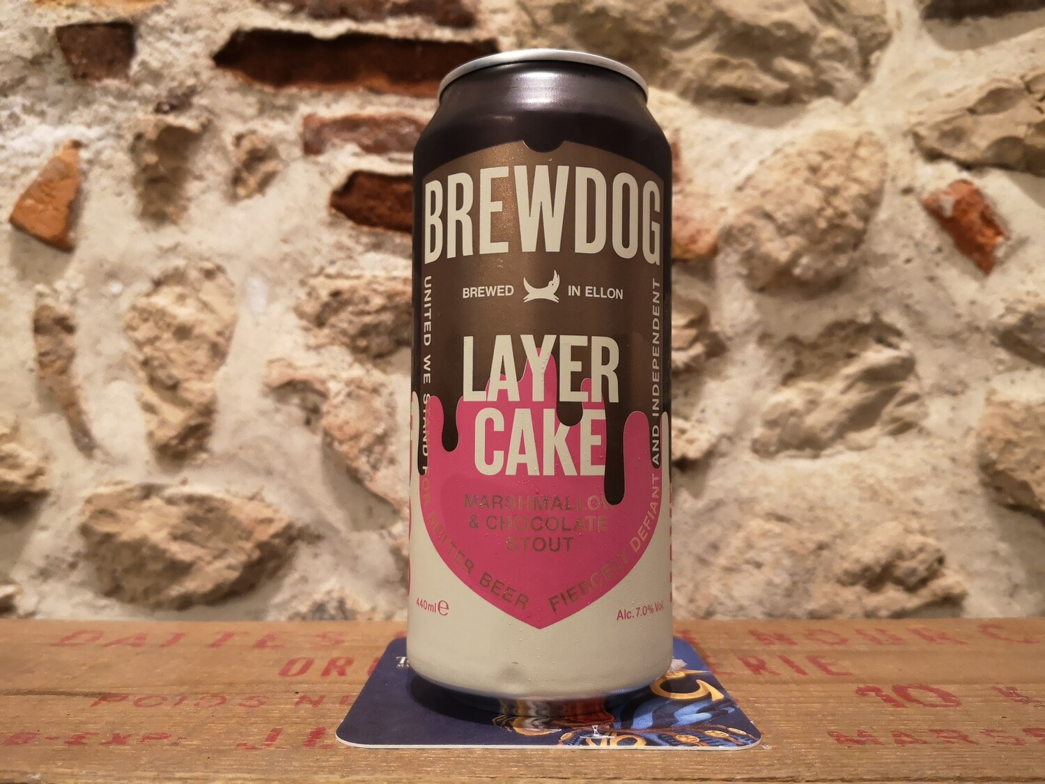 Brewdog Layer Cake, Pastry Stout 7%