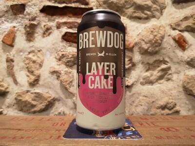 Brewdog Layer Cake, Pastry Stout 7%