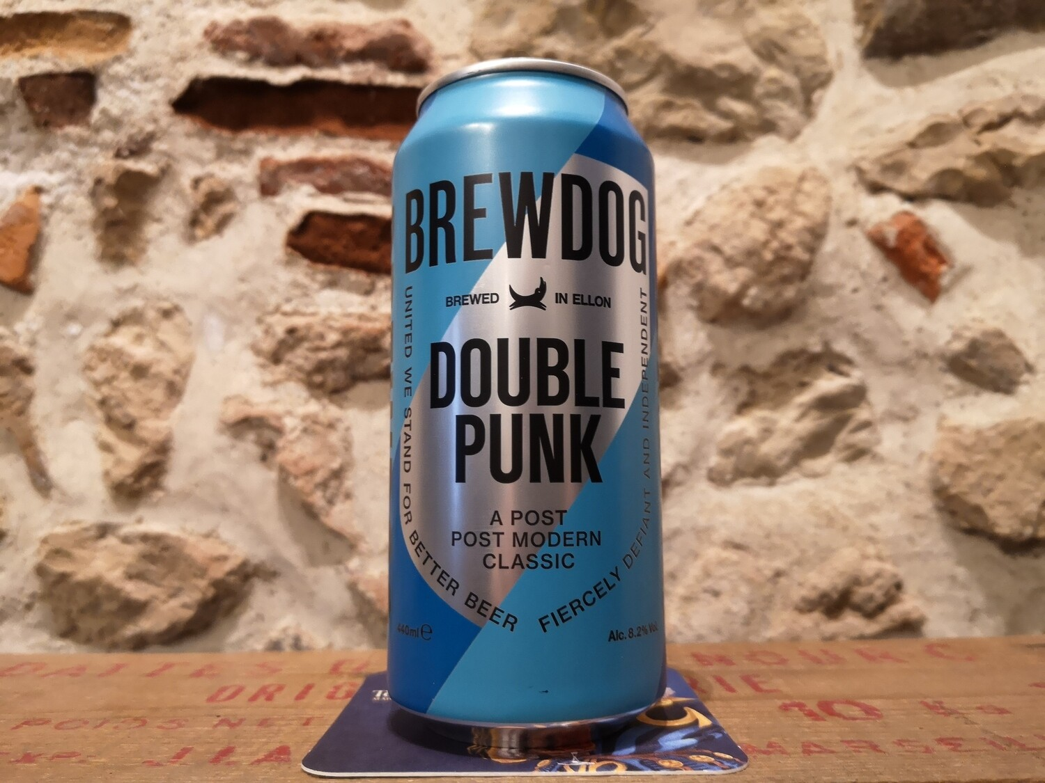 Brewdog Double PUNK 8,2%