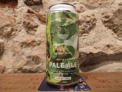 You can't see Pale Ale 5,4%