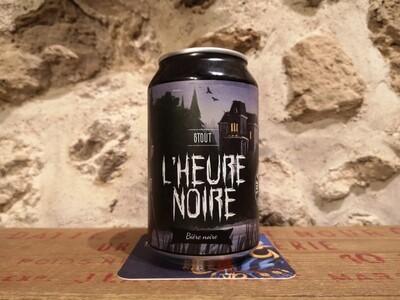 Heure Noire Stout 7,5%