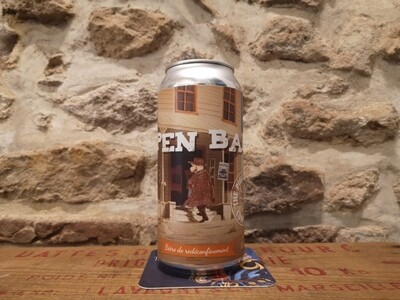 Open Bar, NEIPA 6.1%