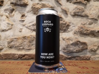 How are you Now, DIPA 8%