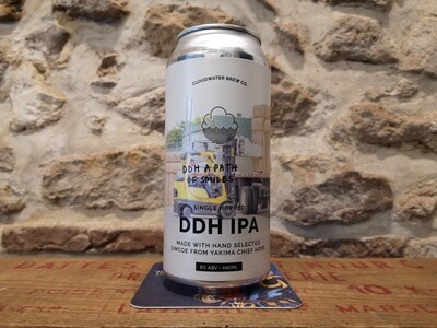 A path of smiles,  DDH IPA 6%