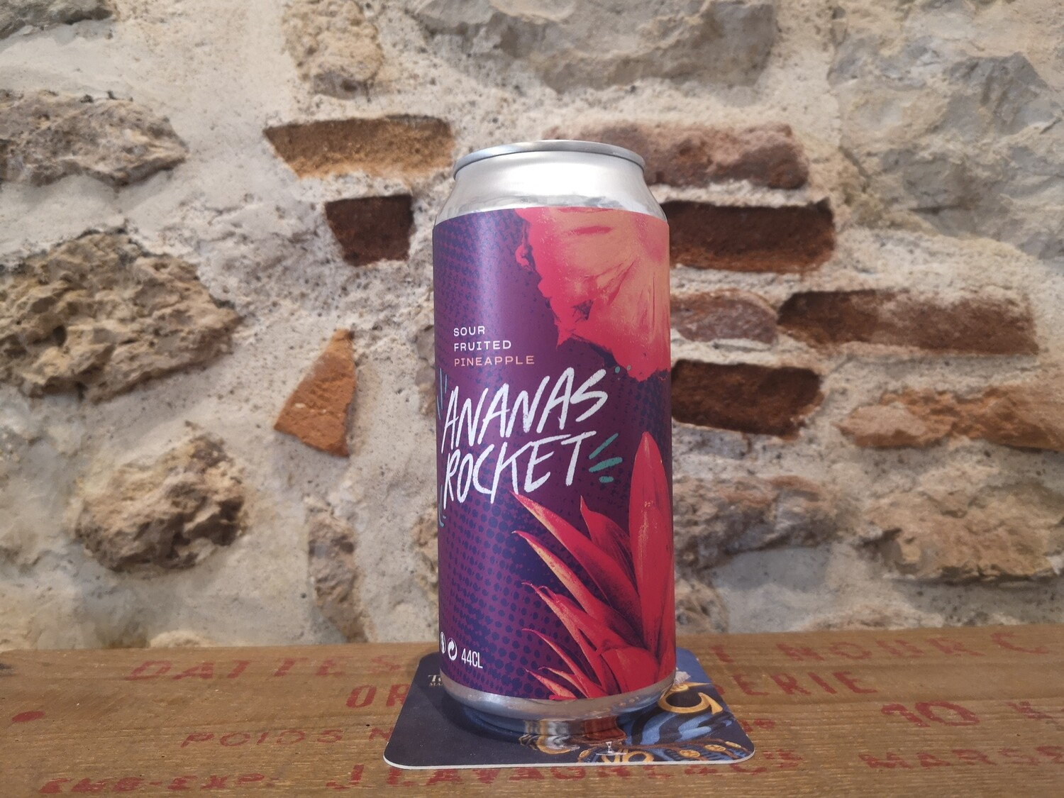 Ananas Rocket, fruited sour 4,2%
