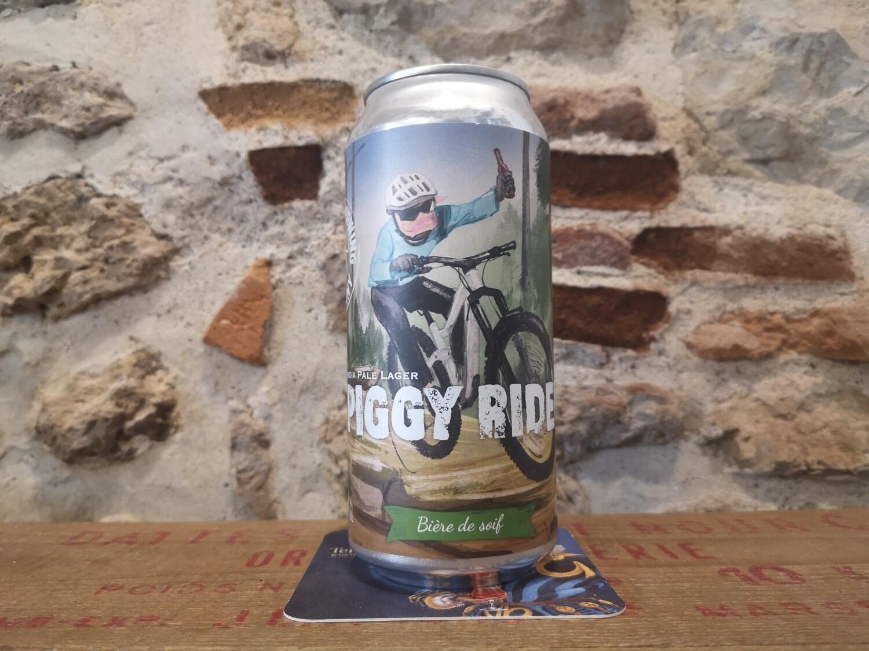Piggy Rider, IPL 5,5%