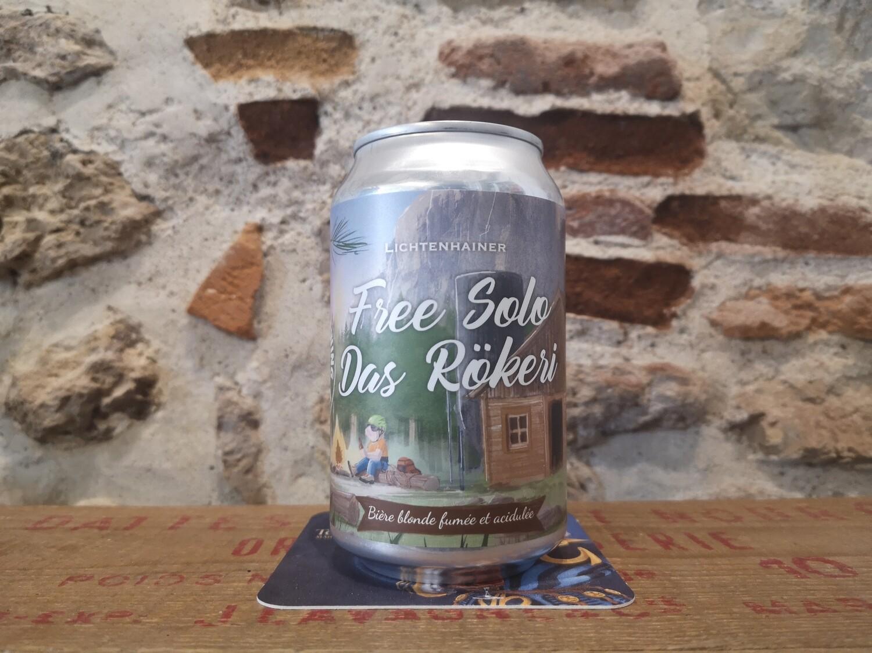 Free Solo, Lichtenhainer 6,5%