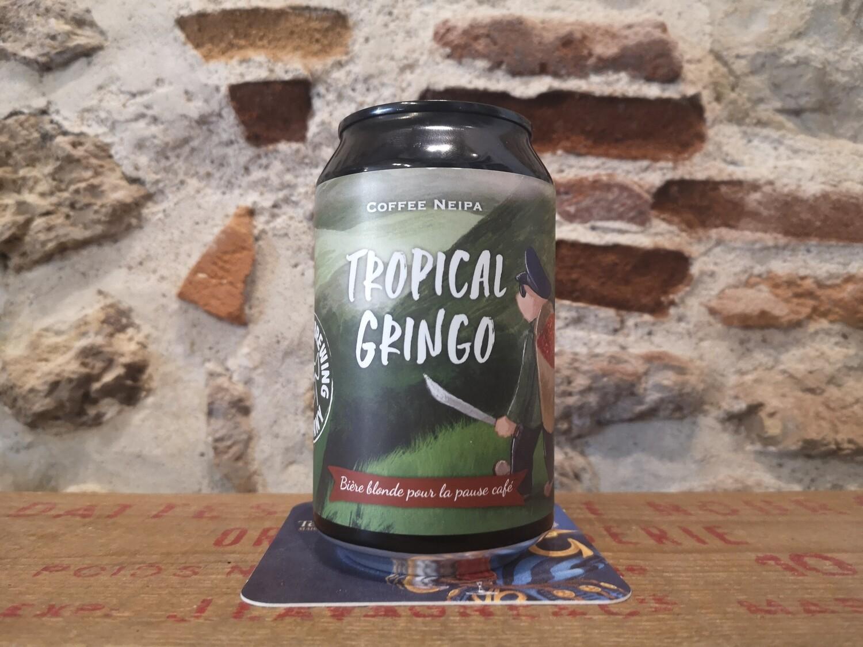 Tropical Gringo, IPA au café 6%