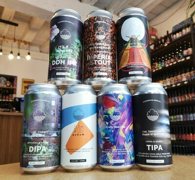 Cloudwater Full House, 7x44cl