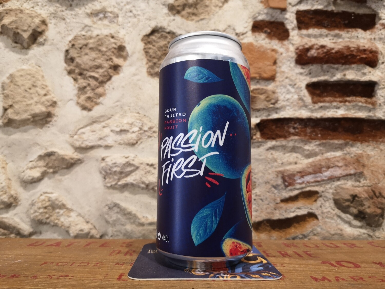 Passion First, Sour passion 6%