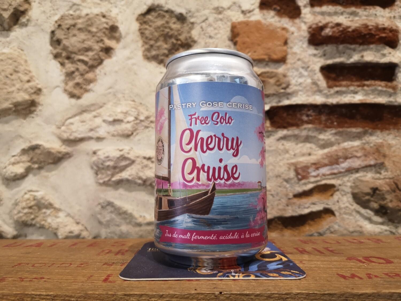 Cherry Cruise, pastry gose cerise BIO, 6,4%