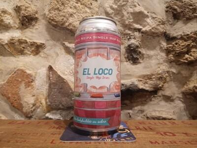 El Loco, Double NEIPA, 8%
