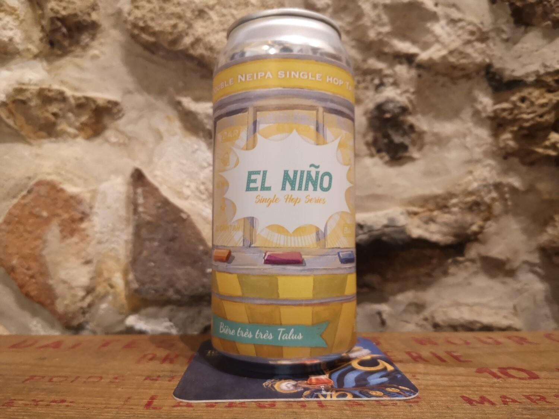 El Nino, Double NEIPA, 8%