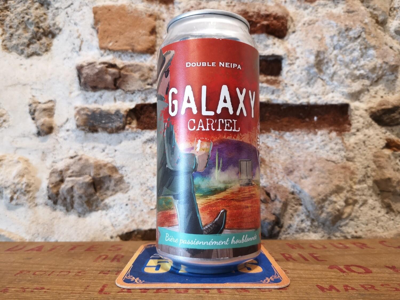 Galaxy Cartel, Double Neipa, 8,2%