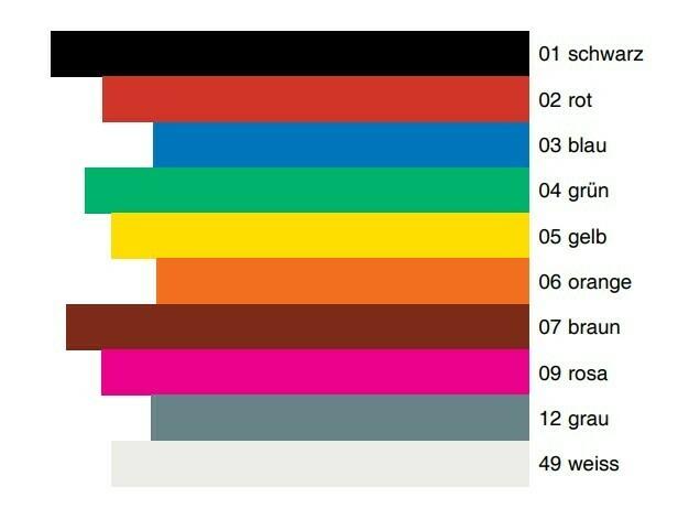 Magnetstreifen 10 x 60 mm - Inhalt 6 Streifen