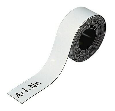 Glänzende magnetische Beschriftungsbänder