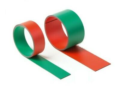 Doppelseitige Magnetbänder zum Wenden