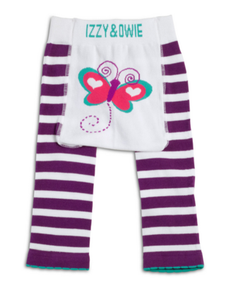 Izzy & Owie Butterfly Leggings