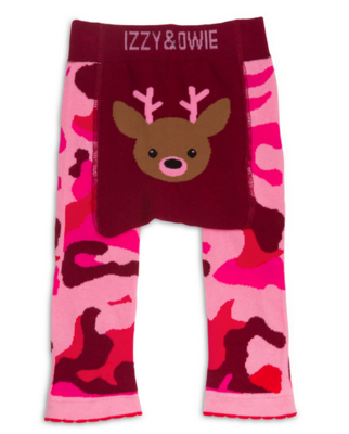 Izzy & Owie Pink Camouflage Deer