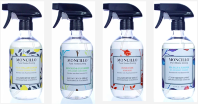 Moncillo Counter Spray
