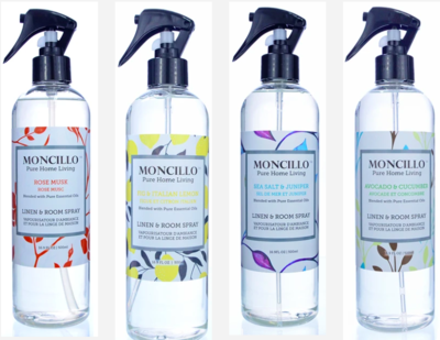 Moncillo Room & Linen Spray