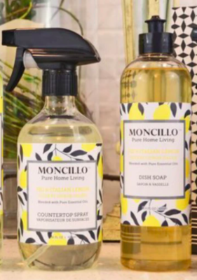 Moncillo Dish Soap