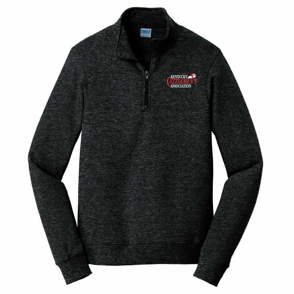 KCA 1/4 Zip Pullover