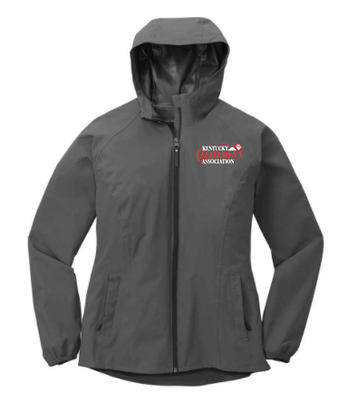 KCA Hooded Rain Jacket
