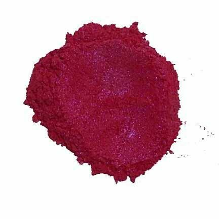 Syn Red Rose Mica