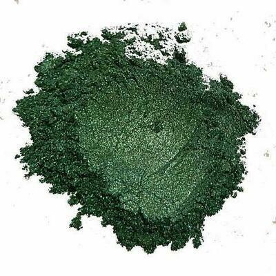 Designer Green Mica