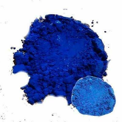 Ultramarine Blue Mica