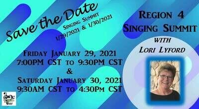 Singing Summit 2021