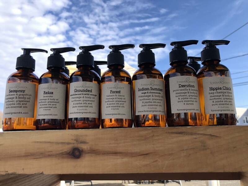 Massage & Body Oils